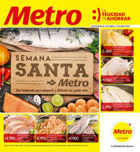 Catálogo - Semana Santa en Metro
