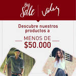 Ofertas de Vélez, Big Sale