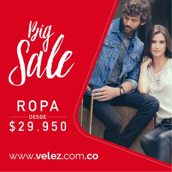 Ofertas de Vélez, Big Sale