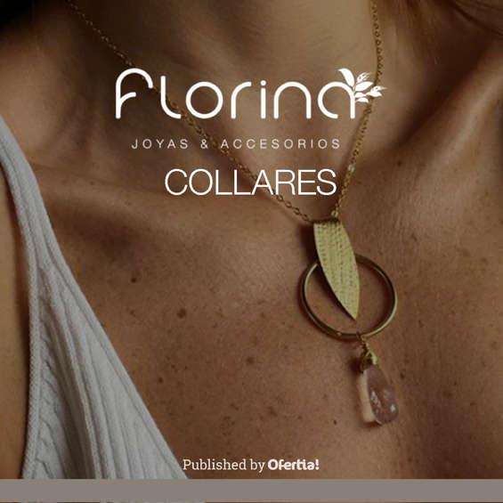 Ofertas de Florina, Florina collares