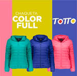Ofertas de Totto, Chaqueta Color Full