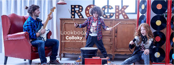 Ofertas de Colloky, LookBook Colloky