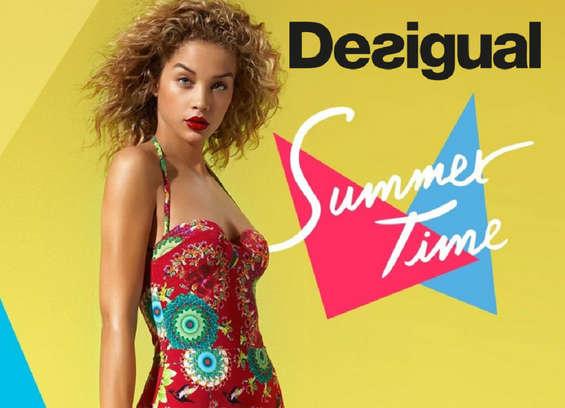 Ofertas de Desigual, Colección de verano - Summer Time