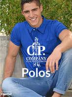 Ofertas de CP Company, Polos