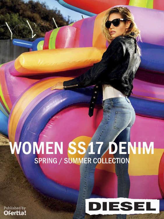 Ofertas de Diesel, Diesel  SS17 Women