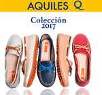 Ofertas de Aquiles, Colección 2017 para mujer