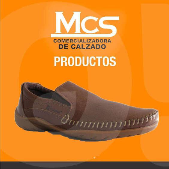 Ofertas de MCS Calzado, Productos