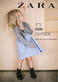 It's fun outside - Baby girl collection 2017