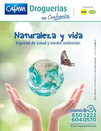 Naturaleza y vida - Especial de salud y medio ambiente