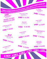 Ofertas de Almacenes Only, Grandes ofertas en el mes de la madre