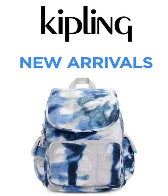 Ofertas de Kipling, Kipling Nuevo