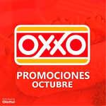 Ofertas de Oxxo, Promociones Octubre
