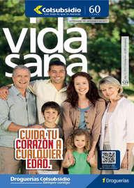 Revista Vida Sana Ed. 129 - Cuida tu corazón a cualquier edad