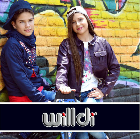 Ofertas de Willdi, Colección Junior - Niños y Niñas