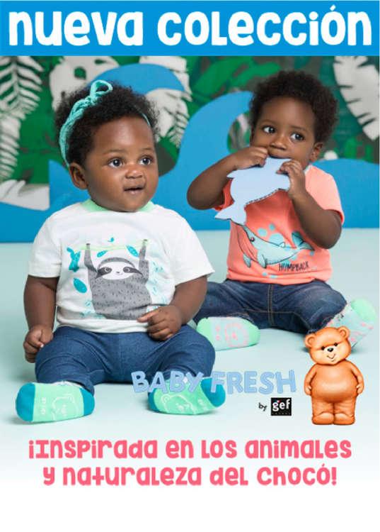 Ofertas de Baby Fresh, Nueva Colección - Inspirada en los animales y naturaleza del Chocó!
