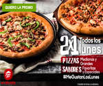 Ofertas de Pizza Hut, Pizza