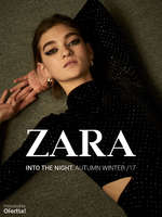 Ofertas de Zara, Zara Into the night