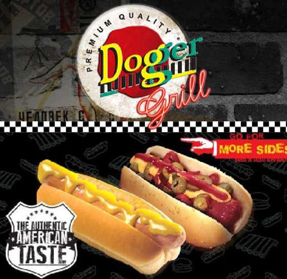 Ofertas de Dogger, Menú Dogger