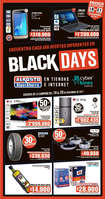 Ofertas de Alkosto, Black Days