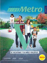 Revista Vive Metro