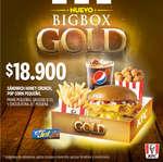 Ofertas de KFC, Bigbox Gold