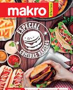 Ofertas de Makro, Especial comidas rápidas