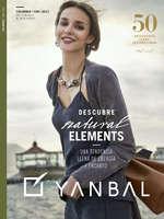 Ofertas de Yanbal, Descubre natural elements - Campaña 08 de 2017