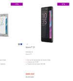 Ofertas de Sony, Celulares, dispositivos inteligentes y Tablets