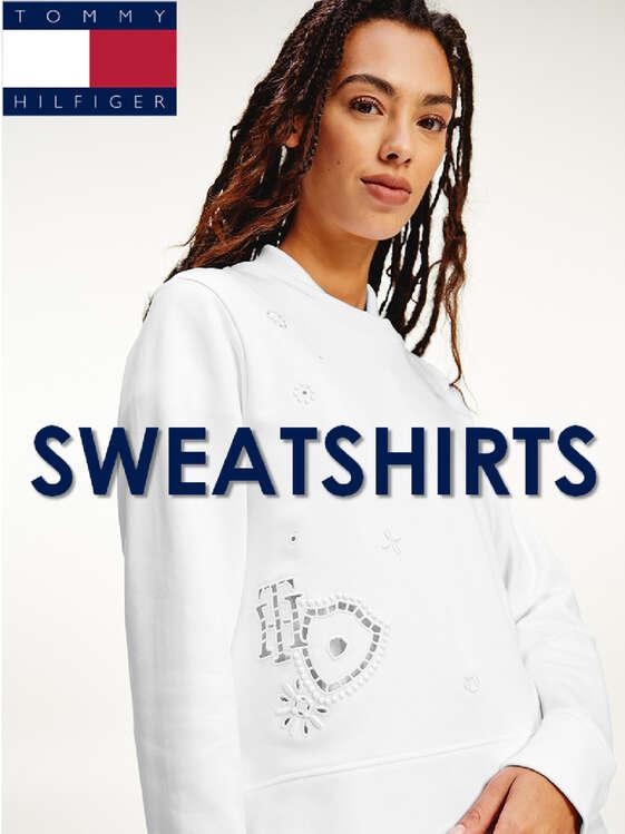 Ofertas de Tommy Hilfiger, Sweatshirts
