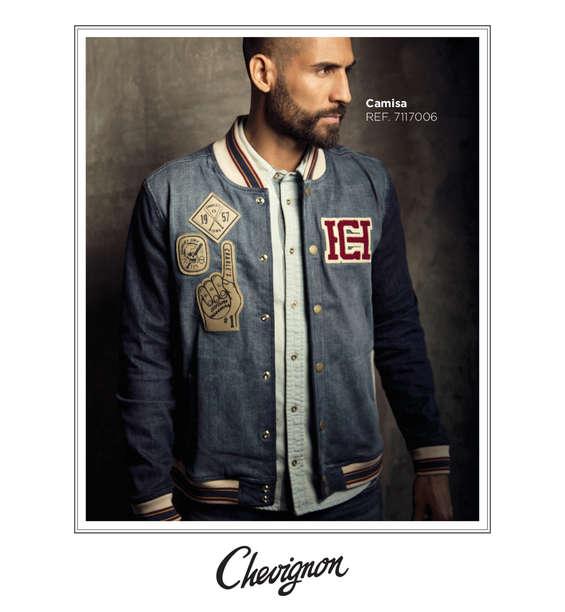 Ofertas de Chevignon, Nuevo LookBook