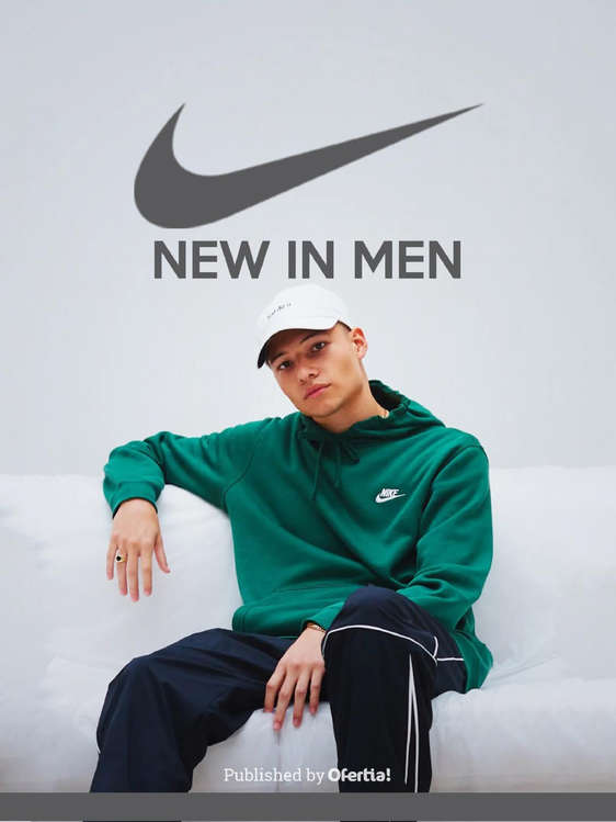 Ofertas de Nike Store, New In Men