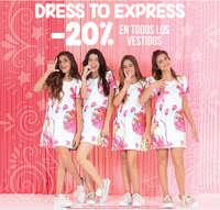 Dress to Express 20% en todos los ventidos