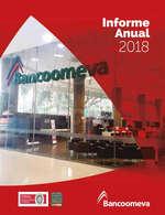 Ofertas de Bancoomeva, Informe Anual Bancoomeva 2018