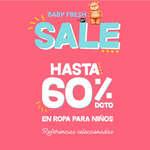 Ofertas de Baby Fresh, SALE Hasta 60%dcto