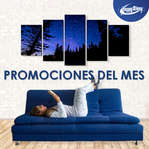 Ofertas de Happy Sleep, Promociones del mes