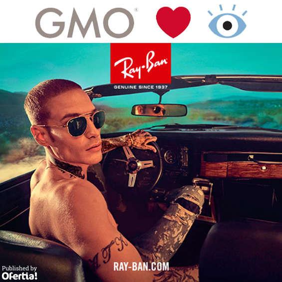 Ofertas de Óptica GMO, Ray Ban