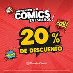 Ofertas de Librería Nacional, Los mejores comics en español con 20% de descuento