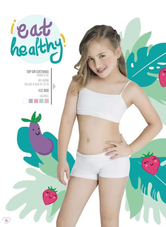 nuevo concepto c9f3e 7c2a0 Comprar Top niña en Bello - Tiendas y promociones - Ofertia