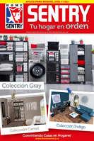 Ofertas de Home Sentry, Catálogo Enero Bogotá