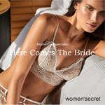 Ofertas de Women'Secret, Colección - Here comes the bride