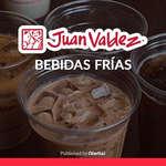 Ofertas de Juan Valdez, Juan Valdez bebidas frías