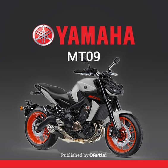 Ofertas de Yamaha Motors, Yamaha mt09