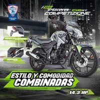 Nueva Discover 150ST Competizione