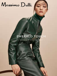 Emerald Touch - Women's Collection