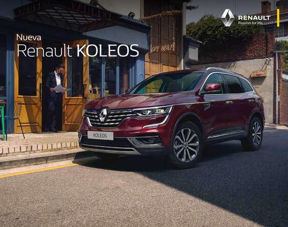 Ofertas de Renault, KOLEOS