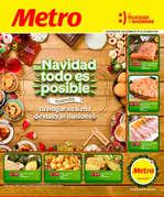 Ofertas de Metro, En Navidad Todo Es Posible