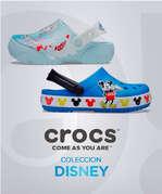 Ofertas de Crocs, Crocs Disney