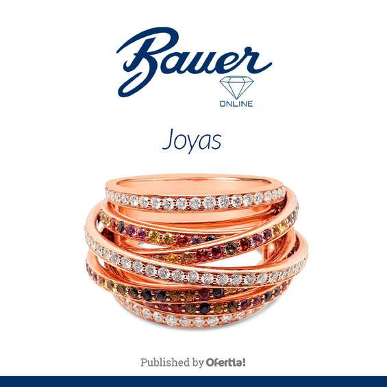 Ofertas de Bauer, Bauer joyas