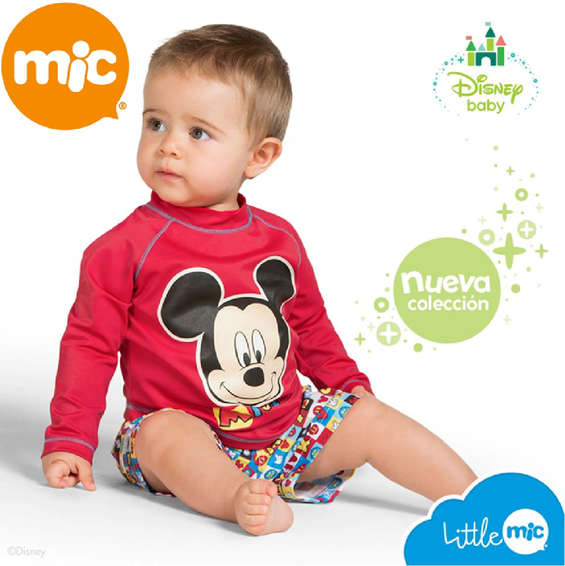 Ofertas de Mic Kids, Nueva Colección Little Mic