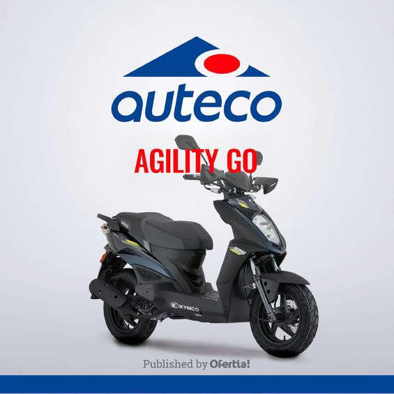 Ofertas de Auteco, Auteco agility go